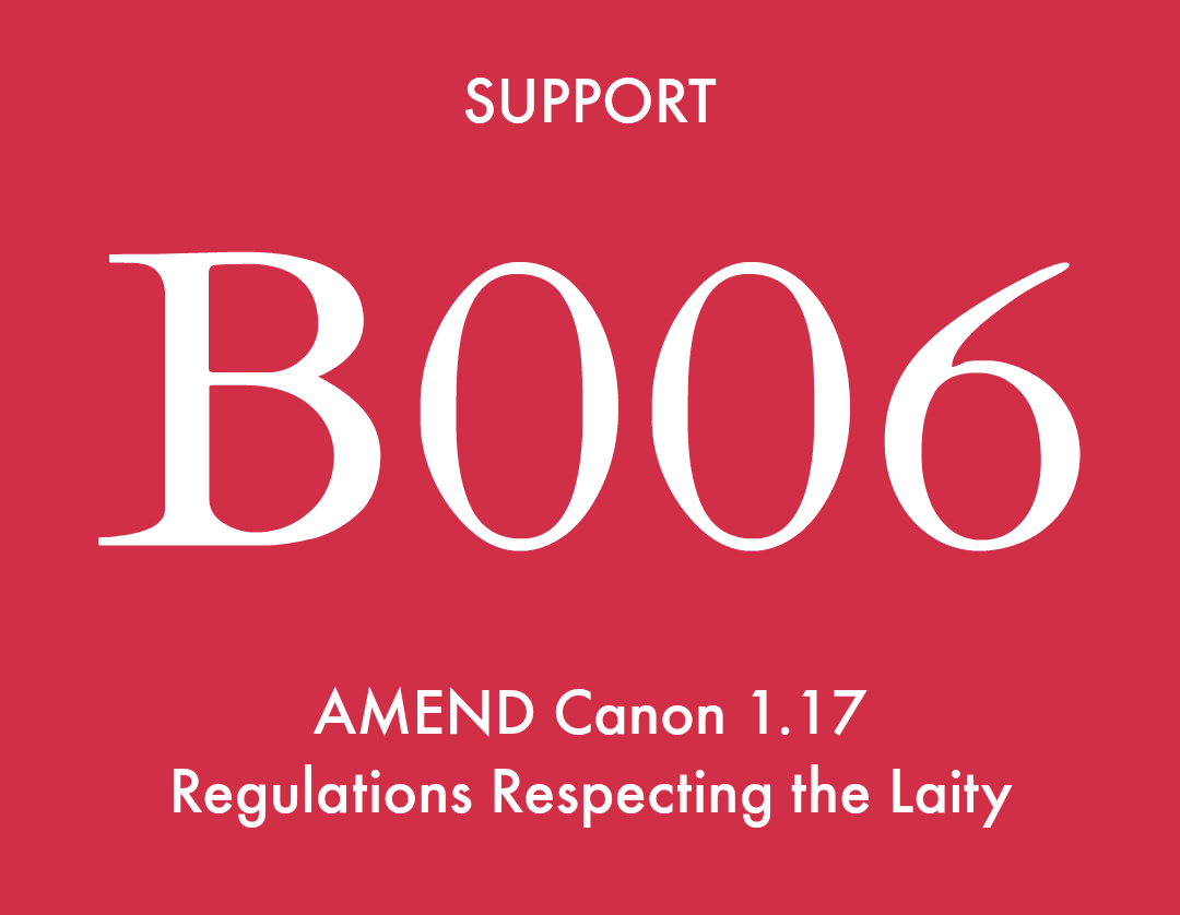 SUPPORT B006