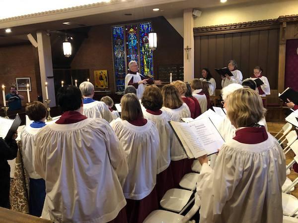 Diocesan Choir Festival, Sacramento
