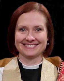 The Rev'd Erika Takacs